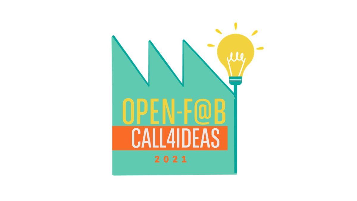 Parte l'ottava edizione di Open-F@b Call4Ideas thumbnail