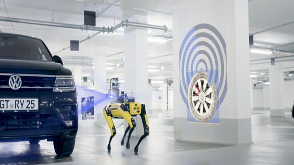Reply crea una soluzione per mobile robot che rileva i danni alle vetture thumbnail