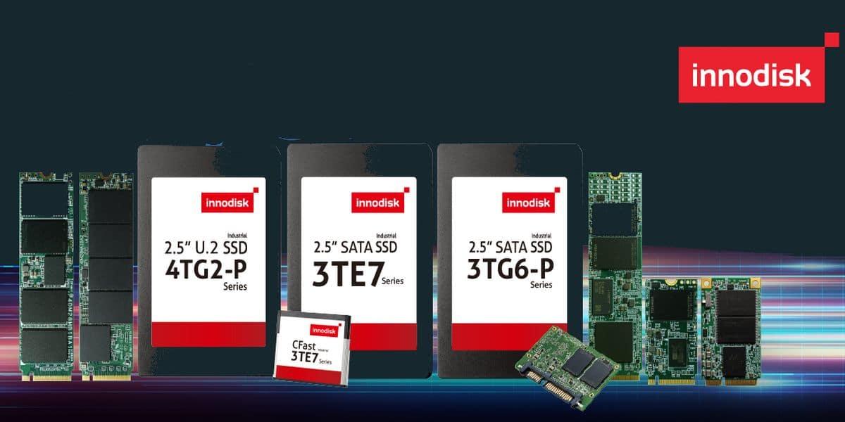Innodisk lancia gli SSD TLC 3D a 112 strati con capacità aumentata thumbnail