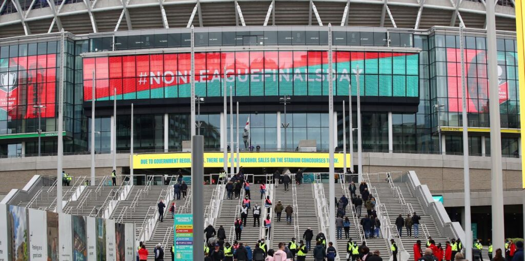 LG Digital Signage Wembley