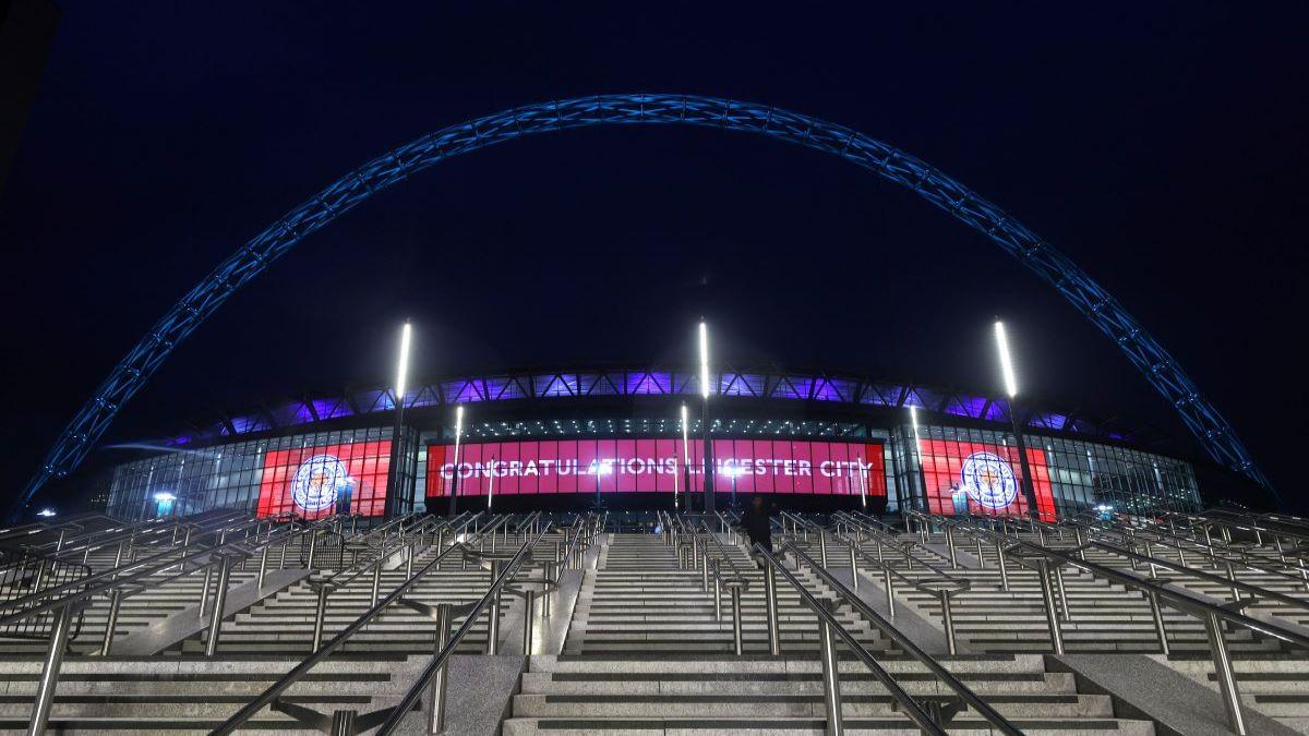 Le soluzioni di digital signage di LG scelte dallo stadio di Wembley thumbnail