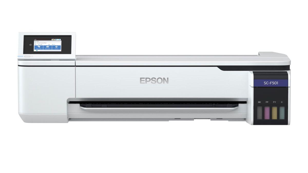 Epson porta la stampa con inchiostri fluorescenti con la SureColor SC-F501 thumbnail
