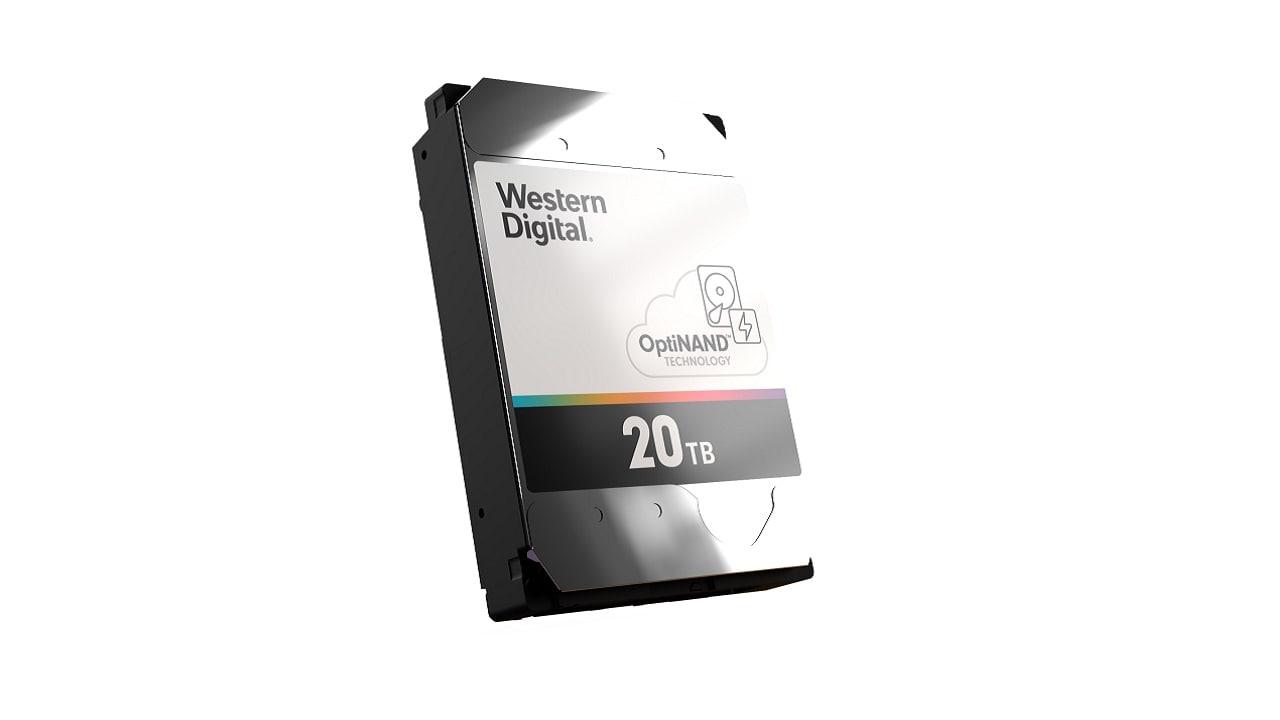 Western Digital reinventa gli Hard Drive con OptiNAND thumbnail