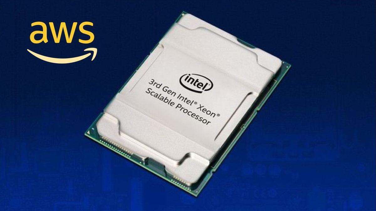 Amazon scommette su Intel Xeon di terza generazione per la sua piattaforma AWS thumbnail