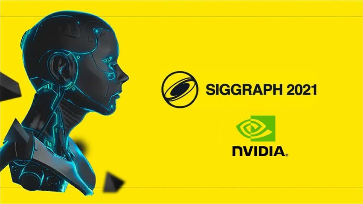 NVIDIA, ecco le novità annunciate al SIGGRAPH 2021 per i creatori 3D thumbnail
