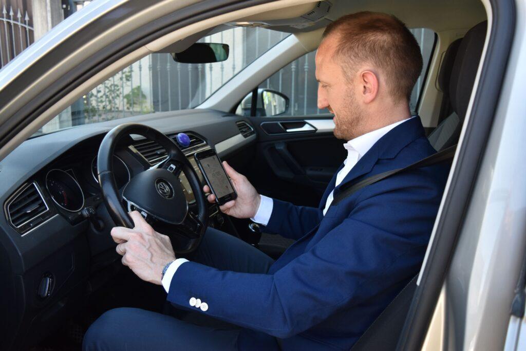 Jojob Real Time Carpooling