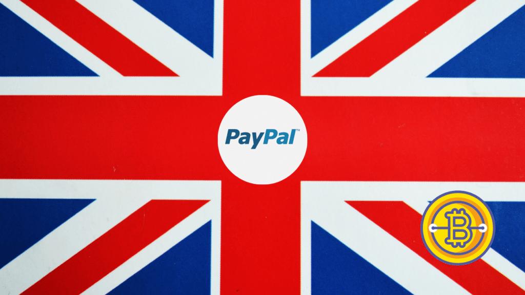 PayPal trading criptovalute