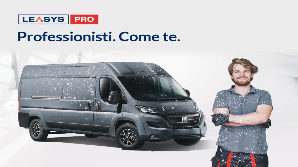 Arriva Leasy Pro, il noleggio a lungo termine di veicoli commerciali thumbnail