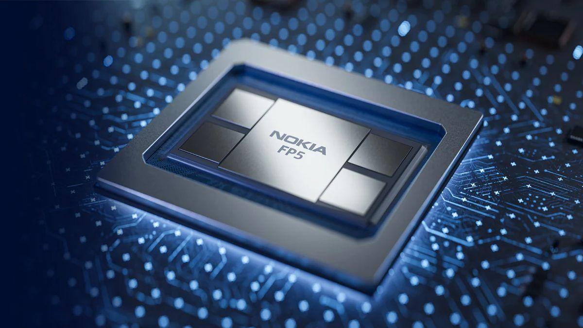 Nokia lancia il processore di rete di quinta generazione FP5 thumbnail