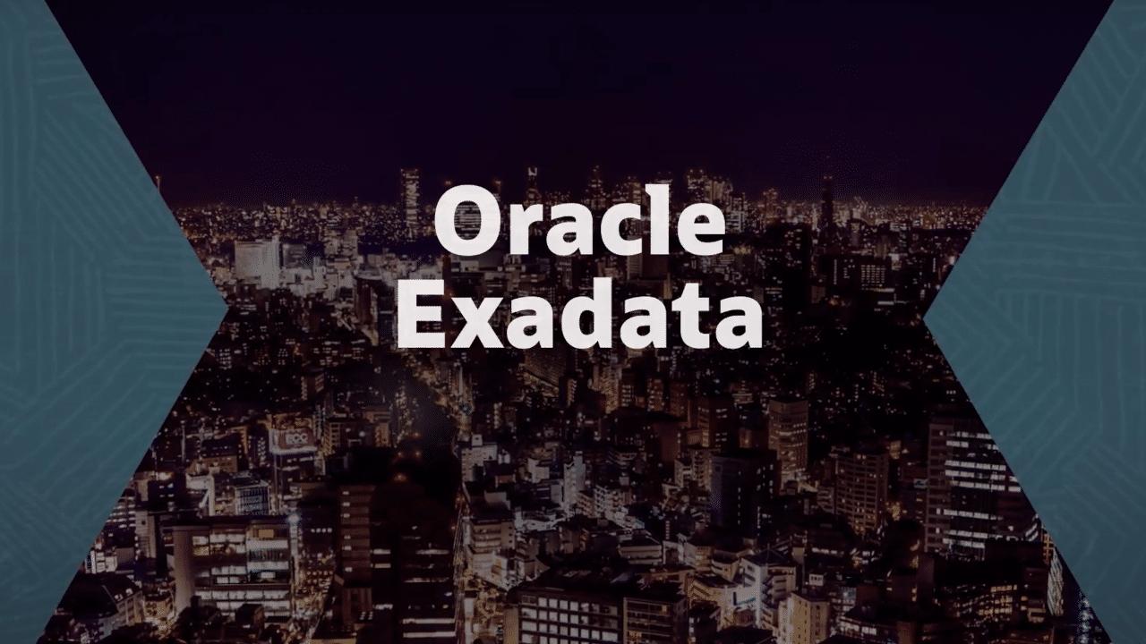 Oracle Exadata facilita la convergenza di on-premises e cloud thumbnail