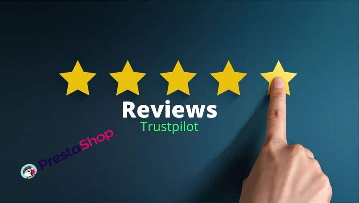 Le recensioni di Trustpilot arrivano negli e-commerce di PrestaShop thumbnail