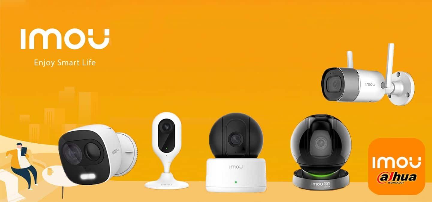 IMOU e le sua soluzioni di smart security arrivano in Italia thumbnail