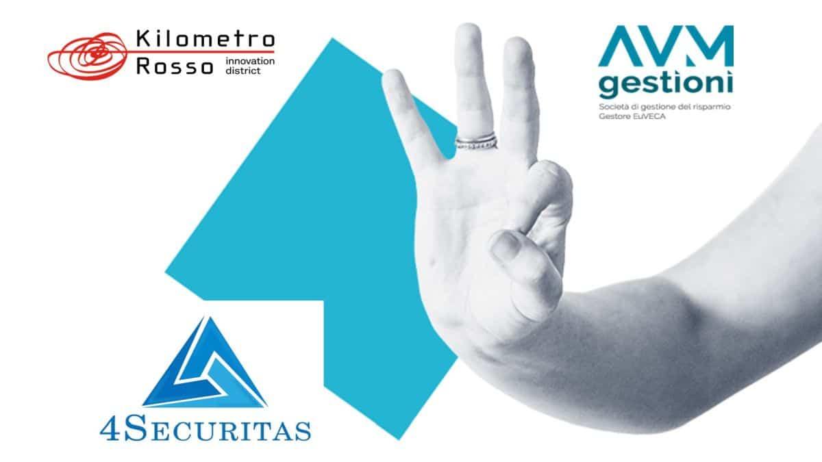 La startup di cybersecurity 4Securitas riceve un investimento dal Fondo Cysero thumbnail