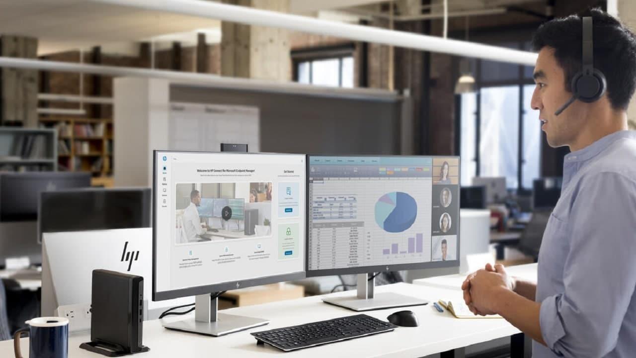 HP supporta le aziende per il lavoro ibrido thumbnail