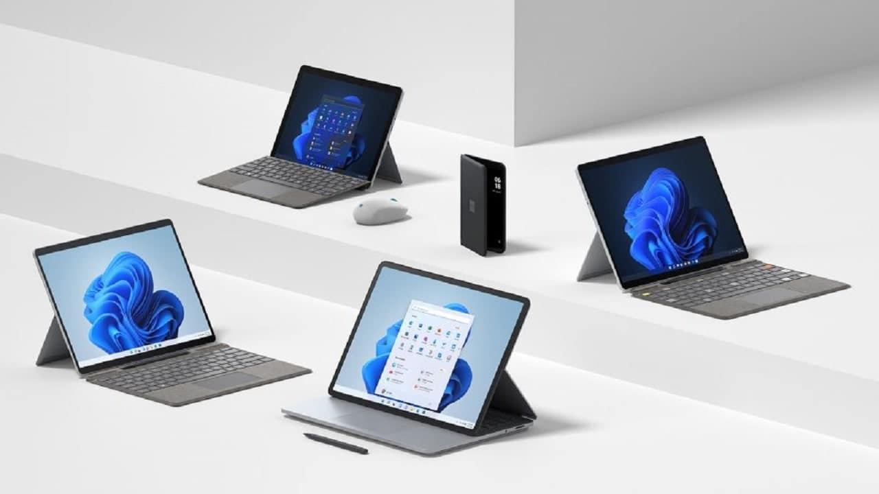 Ecco la nuova linea 2021 di prodotti Microsoft Surface thumbnail