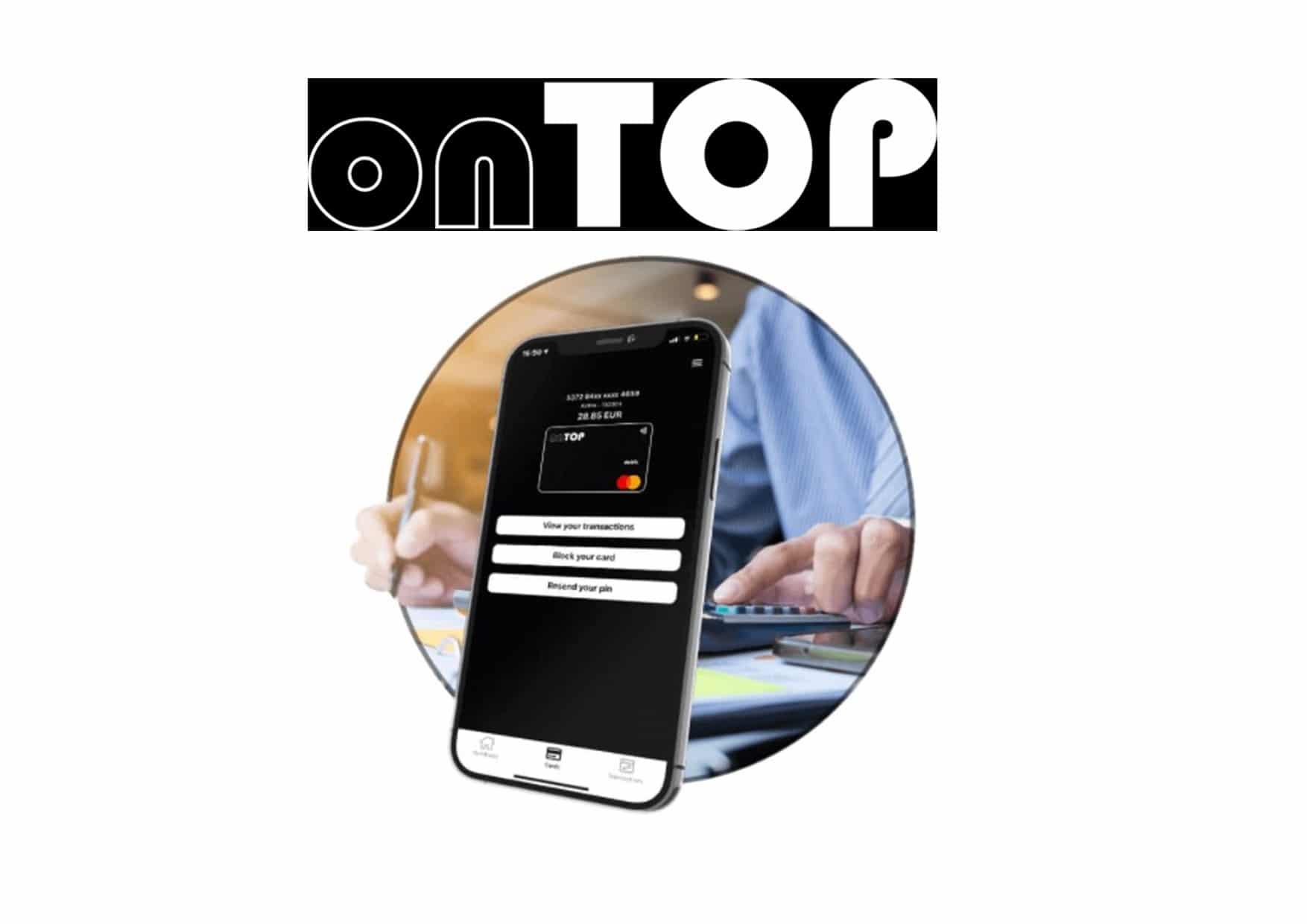 Nasce onTOP, l'alternativa alla banca tradizionale per aziende e professionisti thumbnail