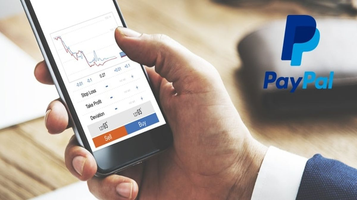 PayPal potrebbe presto permettere l'acquisto di azioni thumbnail