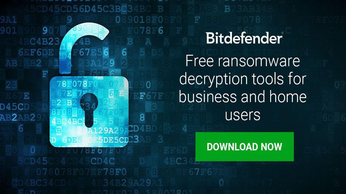 Bitdefender rende disponibile il Decryptor per il ransomware REvil/Sodinokibi thumbnail