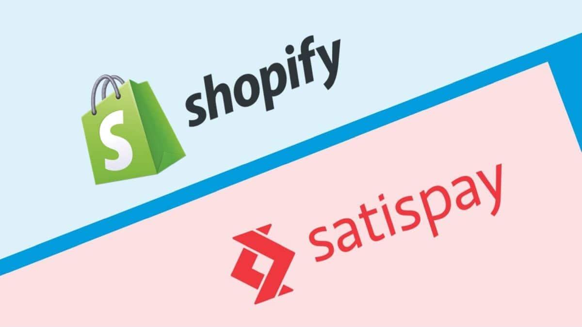 Shopify e Satispay in partnership per supportare l'e-commerce italiano thumbnail