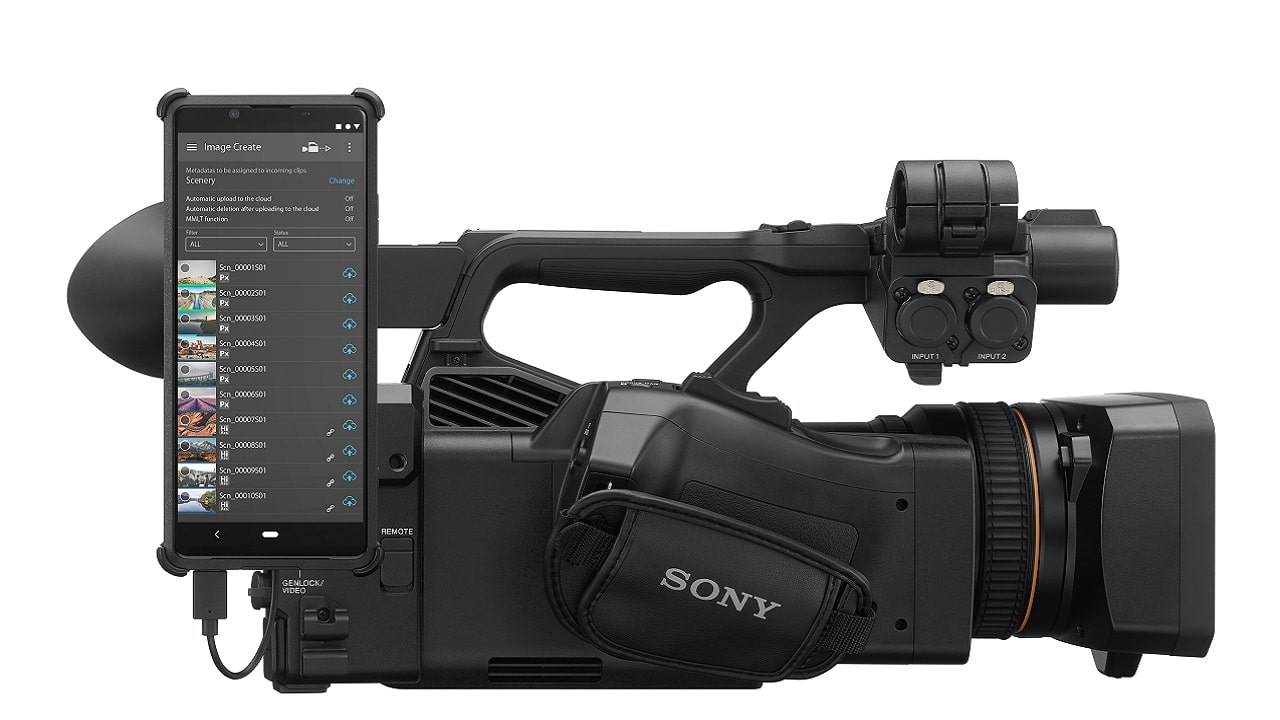 Sony C3 Portal, che collega le telecamere al cloud thumbnail