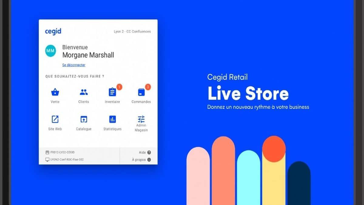 Cegid lancia Retail Live Store per la trasformazione digitale dei retailer thumbnail