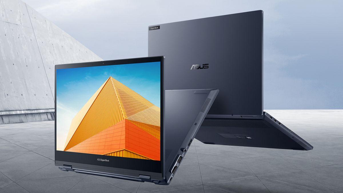 ASUS porta in Italia i laptop ExpertBook B5 per l'utenza business thumbnail