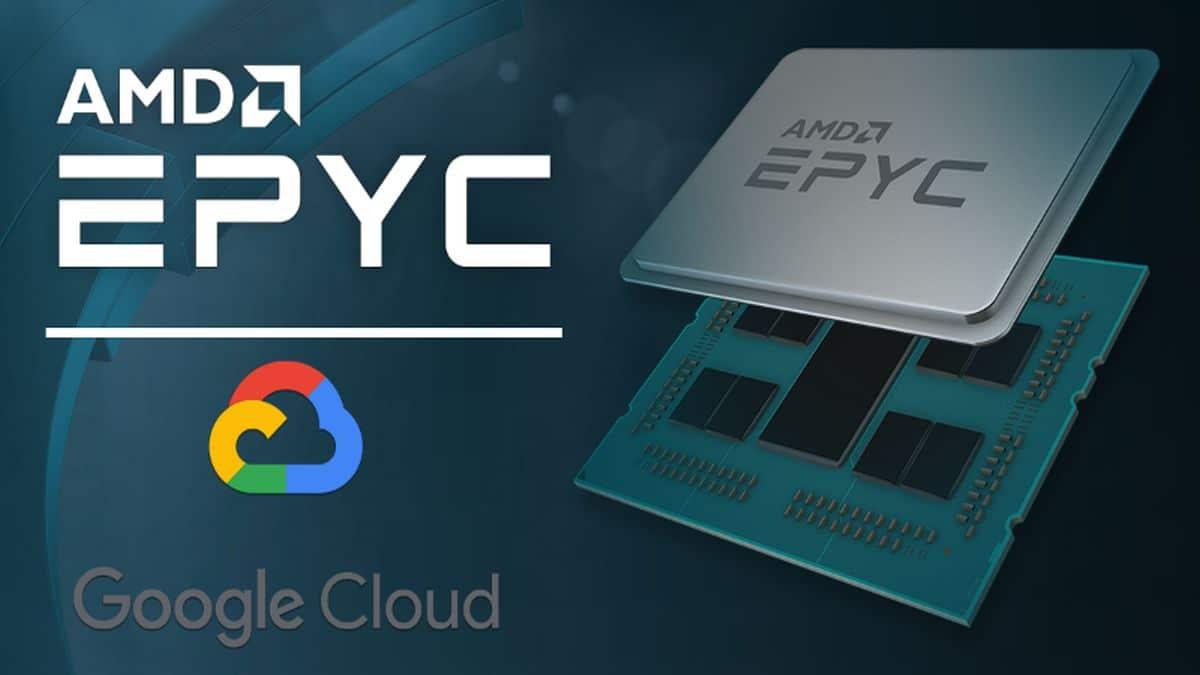 Google Cloud si affida ai processori AMD EPYC per le nuove VM N2D thumbnail