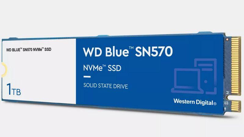 WD Blue SN570 NVMe