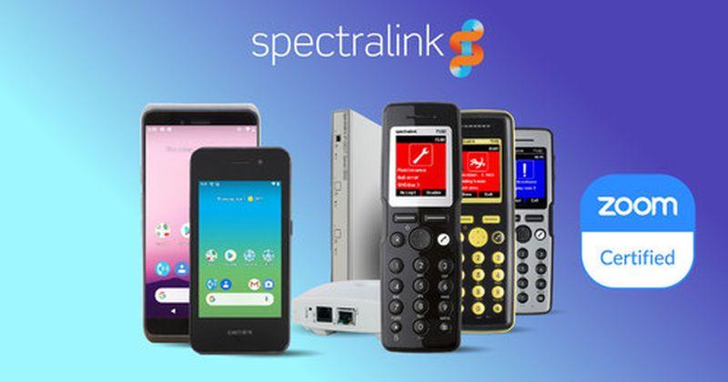 Spectralink certificazione Zoom Phone