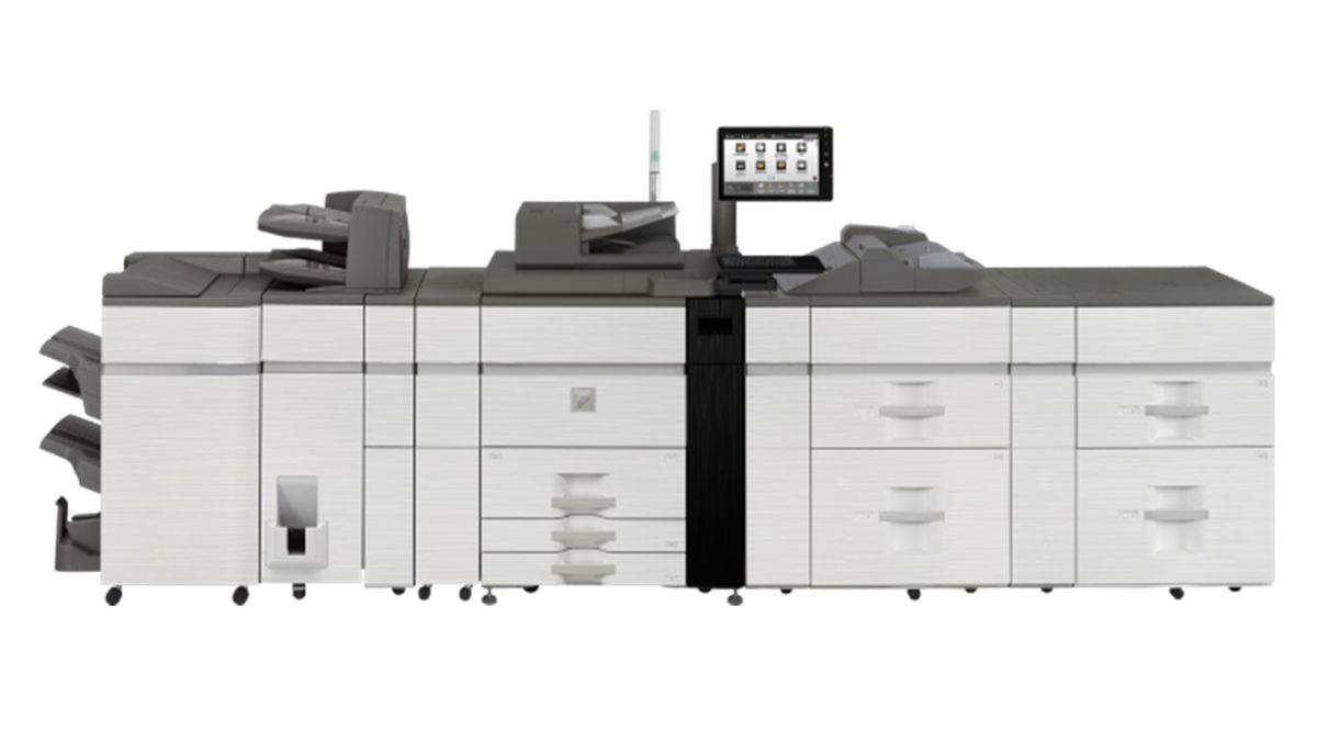 Sharp presenta le stampanti multifunzione per ufficio MX-M1056 e MX-M1206 thumbnail