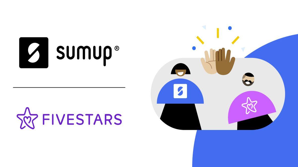 SumUp acquista Fivestars per oltre 300 milioni di dollari thumbnail