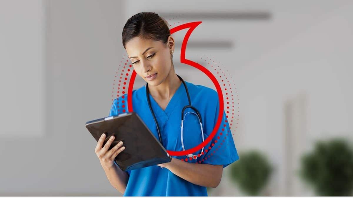 """Vodafone e Deloitte insieme per il nuovo """"Vodafone Centre for Health con Deloitte"""" thumbnail"""