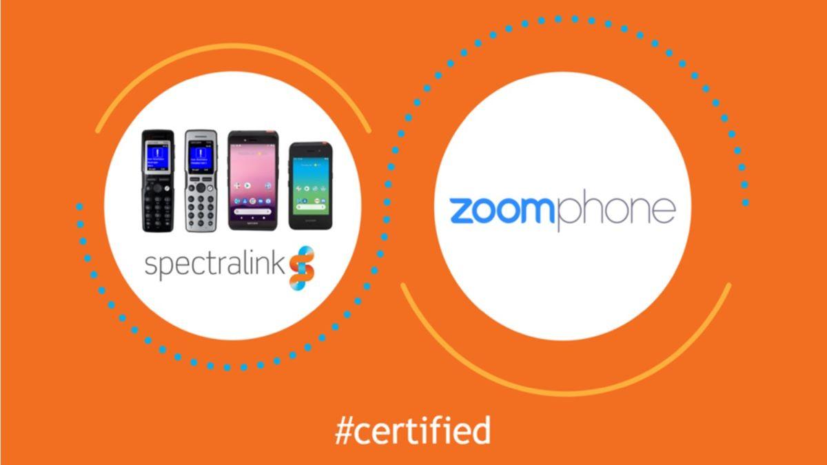 I dispositivi Spectralink ottengono la certificazione Zoom Phone thumbnail